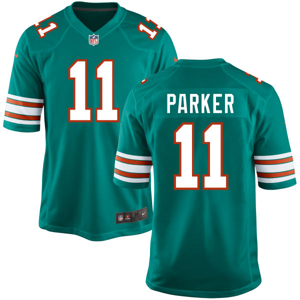 Devante Parker Nike Miami Dolphins Limited Throwback Jersey